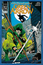 GREEN ARROW # 27  - DC 1989  (vf)