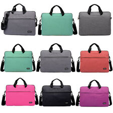 """Shoulder bag carry Sleeve cover case for 11"""" 13"""" 15.6"""" inches Dell XPS Laptop"""