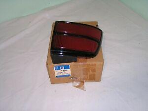 NOS GM 1991-1994 Chevrolet Chevy Cavalier Rear LH Tail Lamp Lens 16511861