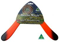 Aussie Magic Sport Boomerang, Australian Made Returning Boomerang, Right Handed