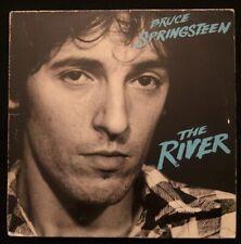 Bruce Springsteen The River 1980 Album LP Columbia PC2 36854 - EX Vinyl