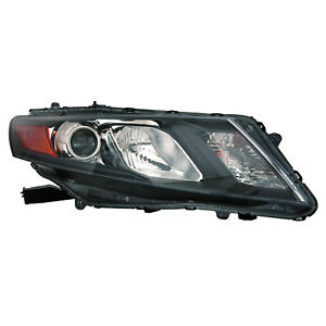 NEW Head Light for 2010-2012 Honda Accord Crosstour HO2503140OE