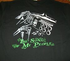 T Shirt Diesel Life Song Of My People Size Xxx Large Black Nwt Retail $21.99