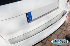 Skoda Octavia 3 Kombi hochwertiger Ladekantenschutz Edelstahl Stoßstange hinten