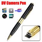 HD USB Mini DV Camera Pen Audio Video Recorder Security No Spy 16GB Memory Card