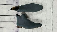 NEW Aldo Chelsea Boot Navy Suede MEN'S SIZE 12 M