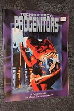Technocracy: Progenitors for Mage: The Ascension USED White Wolf Studios