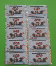 Topps - Die Reise zu Star Wars: Die letzten Jedi 10 Booster 50 Karten