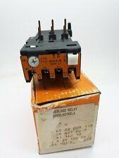Nuevo TT88 ADS7 sobrecarga relé MEM Dol FLC 1.11-1.66Amp uso con MEM Contactor