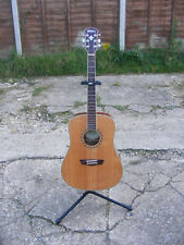 Lovely Washburn WD10S WD 10S 6 String Acoustic Guitar Made in China