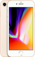 iPhone 8 64GB (AT&T Only) - Gold - OPEN BOX - BRAND NEW!
