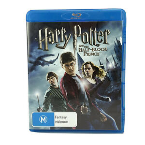Harry Potter and The Half-Blood Prince 2-Disc Blu-ray DVD