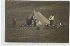 (Sb125-172)  Camping,  used ,VG