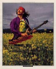 Santana Magazine Photo 1992