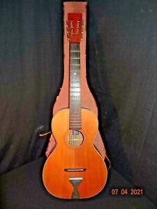 Early Antique Sears Roebuck & Co Parlor Guitar Lyon & Healey? Washburn?