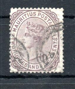 MAURITIUS , 1879 , scarce CLASSIC 2,50 R , USED