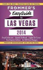 Frommer's EasyGuide to Las Vegas 2014 (Easy Guides)-ExLibrary