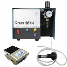Engraving Machine Pneumatic Impact Single Ended Graver Tool Jewelry Engraver Y