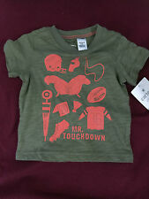 Brand new with tag Carter's Baby Boy Top Size 00