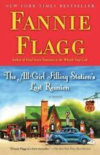 The All-Girl Filling Station's Last Reunion by Fannie Flagg FREE SHIPPING flag
