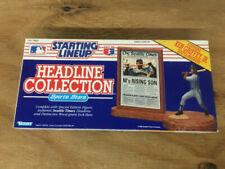 1991 Ken Griffey Jr Headline Collection Seattle Mariners Kenner Starting Lineup