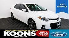 New listing 2016 Toyota Corolla S Plus