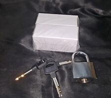 "40 mm Padlocks - 12pc Keyed Alike - 1-1/2"" Padlocks"