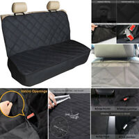 FORD MONDEO MK5 Premium Quilted Pet Hammock Rear Seat Cover