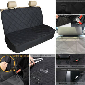 Nissan Qashqai 2007 ON - Premium Quilted Pet Dog Car Rear Seat Cover Protector