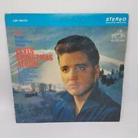 Elvis Presley - Elvis Christmas Album 1967 Vinyl LP RCA Victor USA