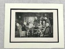 Antique (Pre - 1900) Paper Famous Paintings/Painters Art Prints