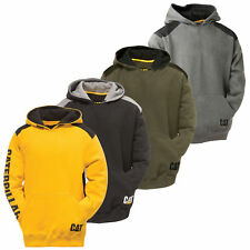 Caterpillar - Panel Hooded Sweatshirt