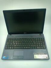 Acer TravelMate 5740-5092 i3 4GB RAM NO HDD -AS IS- For Repair ONLY