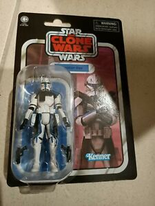 Star Wars The Vintage collection The Clone Wars Kenner Captain Rex 3.75inch