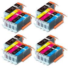 20 PK Printer Ink Cartridge for Canon PGI-250 CLI-251 Pixma MG6620 MX922 MX722