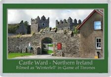 4x Northern Ireland Game of Thrones Filming Locations Fridge Magnets 02