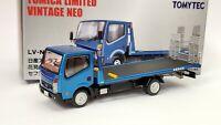 1:64 Tomica Limited LV-N144d Nissan Atlas F24 Safety Loader Vintage NEO Tomytec