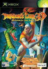 Dragon's Lair 3D (Xbox) - Game  36VG The Cheap Fast Free Post