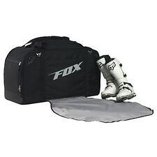 Fox Racing Motorcross MX Podium Helmet Gear Bag Storage Black 11025-001-000