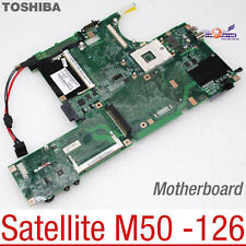 MOTHERBOARD K000030420 NOTEBOOK TOSHIBA SATELLITE M50-126 ACCL MAINBOARD NEW 90