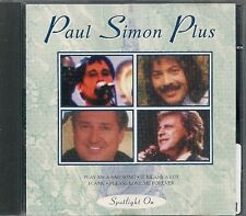 CD ALBUM 12 TITRES--PAUL SIMON PLUS--SEDAKA/ORLANDO/VALLEY/EDWARDS/RIVERS