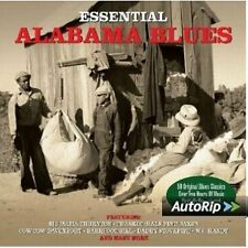 ESSENTIAL ALABAMA BLUES -2CD   COUNTRY-BLUES
