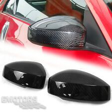 Carbon Fiber FOR 350 Z33 Fairlady 1 Pair Right Left Side Mirror Cover 08 Ω