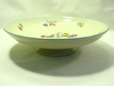 Rosenthal Vegetable Bowl Ivory, Gold Trim, Florals, Ivory, Winifred Shape