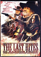 The Last Rites of Ransom Pride (DVD,2010,Widescreen) Kris Kristofferson New