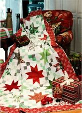 Jelly Roll Jingle Quilt Pattern Pieced LC
