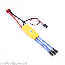 30A Welding Plug Brushless ESC Electric Speed Control 4V-16V Voltage