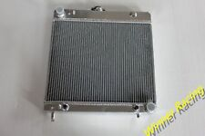 Aluminum Radiator Fit Mercedes Benz S-CLASS W126 280S 78-85 / W123 76-85 AT