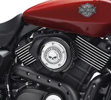 Harley OEM Willie G Skull  Air Cleaner Cover Insert AC XG STREET MODELS
