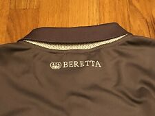 Men's Beretta Polo Shooting Shirt Size M Very Lightly Used